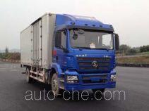陕汽牌SX5180XXYMA1D型厢式运输车