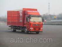 陕汽牌SX5182CCYGP5型仓栅式运输车