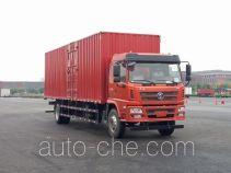 陕汽牌SX5182XXYGP52型厢式运输车