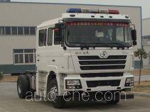 陕汽牌SX5196TXFRN461型消防车底盘