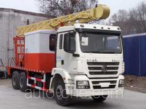 Shacman SX5200TCY1 well servicing rig (workover unit) truck
