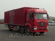 陕汽牌SX5200XXYGK549型厢式运输车