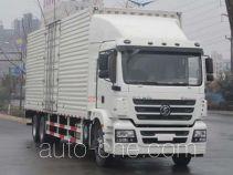 Shacman SX5250XXYMA box van truck