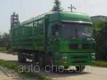 Shacman SX5205CCQ3K549 livestock transport truck