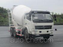 陕汽牌SX5220GJBGP5型混凝土搅拌运输车