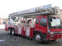 Jinhou SX5230JXFDG32 aerial platform fire truck