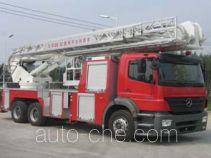 Jinhou SX5240JXFDG32 aerial platform fire truck