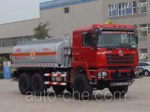 陕汽牌SX5240TSMGYY型运油沙漠车