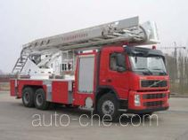 Jinhou SX5250JXFDG32 aerial platform fire truck