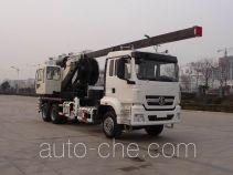 陕汽牌SX5250TZJMP3型钻机车
