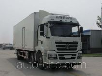 Shacman SX5250XLCMA9 refrigerated truck