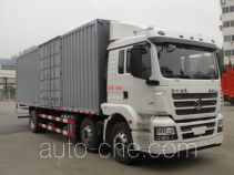 Shacman SX5250XXYMA9 box van truck