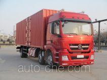 Shacman SX5250XXYMP5N box van truck