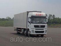 陕汽牌SX5250XYKXA9型翼开启厢式车
