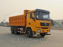 Shacman SX5250ZLJ6B384 dump garbage truck