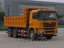 Shacman SX5250ZLJDB3841A dump garbage truck
