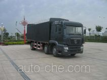 Shacman SX5252GP3PY soft top box van truck