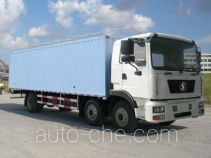 Shacman SX5251XXYJP soft top box van truck