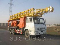 Shacman SX5253TXJ well-workover rig truck
