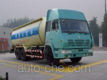 陕汽牌SX5254GSNTM464Y型散装水泥车