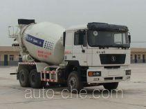 陕汽牌SX5255GJBJR424型混凝土搅拌运输车