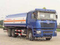 陕汽牌SX5255GYYNL4641型运油车