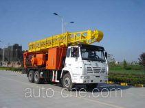 Shacman SX5255TXJ well-workover rig truck