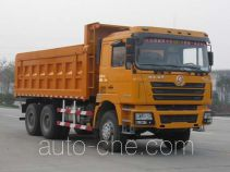 Shacman SX5255ZLJDN384 dump garbage truck