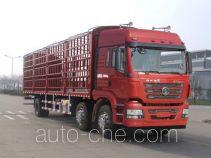 Shacman SX5256CCQGK549 livestock transport truck