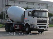 陕汽牌SX5256GJBDR364型混凝土搅拌运输车