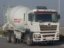 陕汽牌SX5256GJBDR384TL型混凝土搅拌运输车