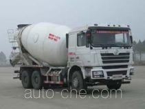 陕汽牌SX5256GJBDR404型混凝土搅拌运输车