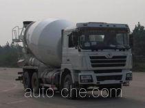 陕汽牌SX5256GJBDR404H型混凝土搅拌运输车