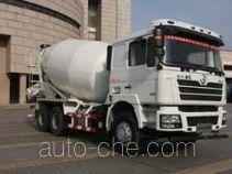 陕汽牌SX5256GJBDT434型混凝土搅拌运输车