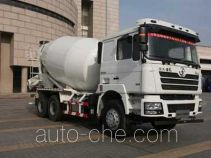 陕汽牌SX5256GJBJR364C型混凝土搅拌运输车