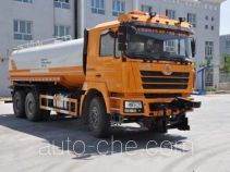 Shacman SX5256GXSDR434 street sprinkler truck