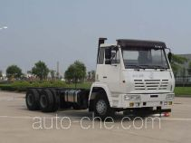 Shacman SX5256GYYUN434 oil tank truck chassis