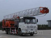Shacman SX5256TXJUN464 well-workover rig truck