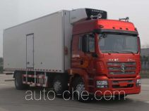 Shacman SX5256XLCGK549 refrigerated truck