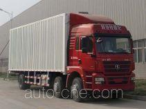 Shacman SX5256XYKGK549 wing van truck