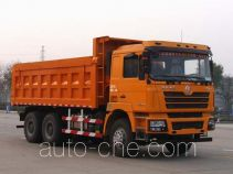 Shacman SX5256ZLJDR384 dump garbage truck