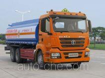陕汽牌SX5258GYYMR434TL型运油车