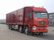 Shacman SX5310CCQMP4 livestock transport truck