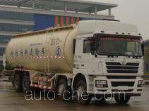 陕汽牌SX5310GFLFB466型低密度粉粒物料运输车
