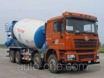 陕汽牌SX5310GJBFB386型混凝土搅拌运输车