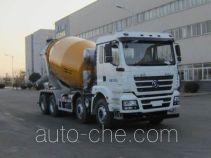 陕汽牌SX5316GJBMR306型混凝土搅拌运输车