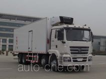 Shacman SX5310XLCGB456 refrigerated truck