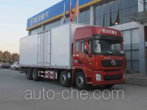 陕汽牌SX5310XXY4C456型厢式运输车