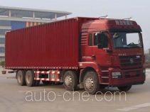Shacman SX5310XXYGB456 box van truck