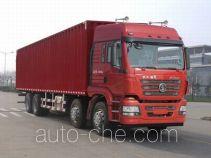 Shacman SX5310XXYMP4 box van truck